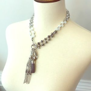 London Fog necklace